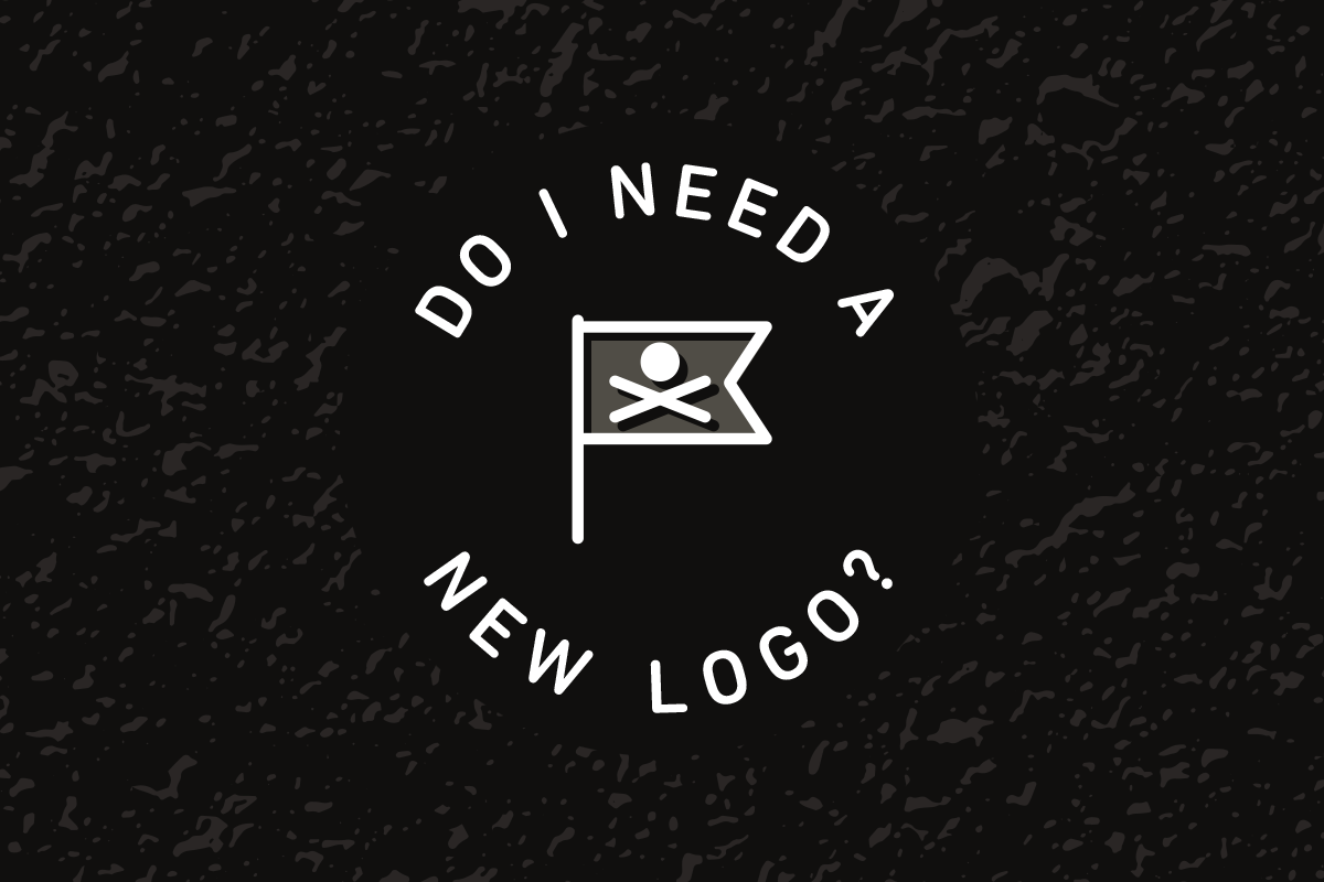 pirate flag logo