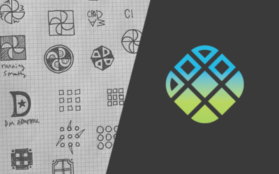 3 Logo Examples: Conception to Completion